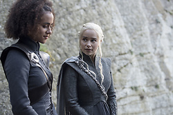 September 1, 2017 - Nathalie Emmanuel, Emilia Clarke..'Game Of Thrones' (Season 7) TV Series - 2017 (Credit Image: © Hbo/Entertainment Pictures via ZUMA Press)