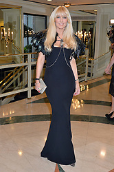 EMMA NOBLE at the 6th annual Asian Awards held at The Grosvenor House Hotel, Park Lane, London on 8th April 2016.