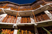 Hotel Lasermo, Leh, Ladakh, Jammu and Kashmir State, India.