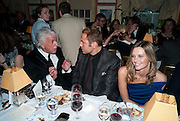 NICKY HASLAM; DAVID WALLIAMS; MALIN JEFFERIES, Graydon Carter hosts a diner for Tom Ford to celebrate the London premiere of ' A Single Man' Harry's Bar. South Audley St. London. 1 February 2010