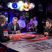 Serious Request dag 3 met op de foto Patrick Lodiers & Roel van Velzen & Sander Lantinga