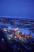 Fur Rondy Carnival, Anchorage, Alaska<br />