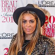 NLD/Amsterdam/20160118 - Beau Monde Awards 2016, Laurette Gerards