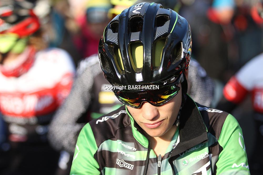 27-12-2019: Wielrennen: DVV veldrijden: Loenhout: Lucia Gonzalez Blanco
