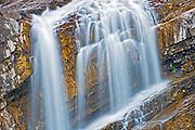 Cameron Falls<br /> Waterton Lakes National Park<br /> Alberta<br /> Canada<br /> Waterton Lakes National Park<br /> Alberta<br /> Canada