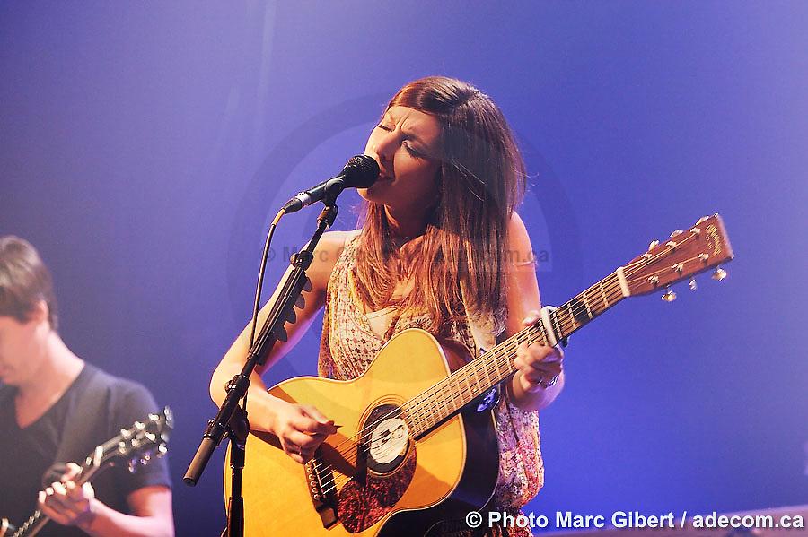 En concert aux Francofolies de Montréal  à Francofolies, Montréal, Québec, Canada, 2008 08 02. © Photo Marc Gibert / adecom.ca