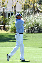 April 12, 2018 - Hilton Head Island, South Carolina, U.S. - HILTON HEAD ISLAND, SC - APRIL 12: Davis Love III,  during the first round of the RBC Heritage on April 12, 2018 at Harbour Town Golf Links in Hilton Head Island, SC. (Photo by Theodore A. Wagner/Icon Sportswire) (Credit Image: © Theodore A. Wagner/Icon SMI via ZUMA Press)