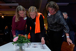 10–01-2020 NED: Side-events during OQT, Apeldoorn<br /> VIP space / Vera Koenen, Cintha Boersma