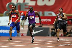 2020 USATF Indoor Championship<br /> Albuquerque, NM 2020-02-14<br /> photo credit: © 2020 Kevin Morris<br /> mens 60m heats,