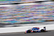 January 5-7, 2018. IMSA Weathertech Series ROAR before 24 test. 23 United Autosports, Ligier LMP2, Fernando Alonso, Lando Norris, Phil Hanson