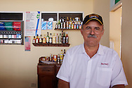 Hotel Manager in Gibara, Holguin, Cuba.