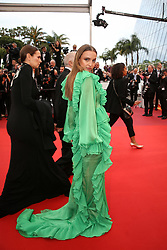 Carla Ginola attends the screening of A Hidden Life (Une Vie Cachee) during the 72nd annual Cannes Film Festival on May 19, 2019 in Cannes, France. Photo by Shootpix/ABACAPRESS.COM