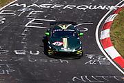 June 19-23, 2019: 24 hours of Nurburgring. 37 AMR Performance Centre, Darren Turner, Jamie Chadwick, Peter Cate, Alexander Brundle, Aston Martin Vantage AMR GT4