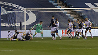 Football - Sky Bet Championship - Millwall vs Luton Town - The Den<br /> <br /> Matt Smith (Millwall FC) forces the ball home from a Millwall corner <br /> <br /> COLORSPORT/DANIEL BEARHAM