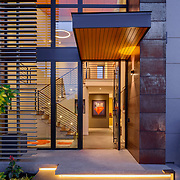 Home designed by Rhodes Architecture + Light, built by Fairbank Construction<br /> <br /> https://rhodesarchitecture.com<br /> <br /> https://www.fairbankconstruction.com