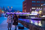 Otaru, Hokkaido, Japan
