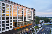 Peace Raleigh Apartments | Cline Design Associates | Raleigh, NC
