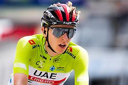 Tadej POGACAR of UAE TEAM EMIRATES during the 5th Stage of 27th Tour of Slovenia 2021 cycling race between Ljubljana and Novo mesto (175,3 km), on June 13, 2021 in Slovenia. Photo by Matic Klansek Velej / Sportida
