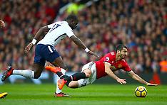 Manchester United v Tottenham Hotspur - 28 Oct 2017
