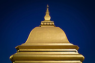 Phou That Stupa and Temple of Oudom Xai (Muang Xay), Oudomxay Province, Laos, Southeast Asia