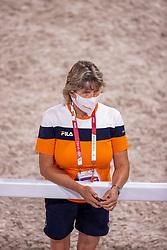 Ria Boonzaaijer, NED<br /> Olympic Games Tokyo 2021<br /> © Hippo Foto - Dirk Caremans<br /> 26/07/2021no