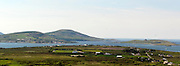 A panoramic picture over Valentia harbour in Cahersiveen, County Kerry, Ireland..Picture by Don MacMonagle