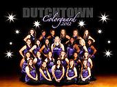 Dutchtown Colorguard 2012