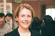 Claire Thomas-Chenard, manager of Chateau Larmande, Soutard, Grand Faurie la Rose and Cadet Piola, St Emilion owned by the insurance company La Mondiale, Saint Emilion, Bordeaux, France