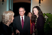 THE BRASILIAN AMBASSADOR; HELIO VITORRAMOSF, Galen and Hilary Weston host the opening of Beatriz Milhazes Screenprints. Curated by Iwona Blazwick. The Gallery, Windsor, Vero Beach, Florida. Miami Art Basel 2011