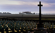 MONCHY cemetery near  ARRAS, FRANCE. 11/02.FIRST WORLD WAR CEMETERY.COMMONWEALTH WAR GRAVES COMMISSION.COPYRIGHT OWNED PHOTOGRAPH BY BRIAN HARRIS.0044 (0) 7808-579804.NO UNAUTHORISED USE WITHOUT PERMISSION.