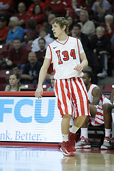 02 February 2013:  Matt Stacho during an NCAA Missouri Valley Conference mens basketball game where the Salukis of Southern Illinois lost to the Illinois State Redbirds for Retro-Night 83-47 in Redbird Arena, Normal IL