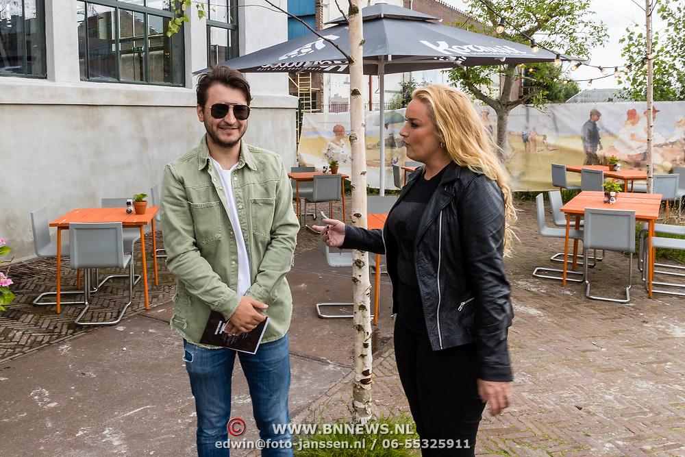 NL/Huizen/20207017 - Jeffrey en Suzan cd presentatie, Samatha Steenwijk en danny Froger
