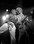 Andy Summers and Sting The Police  London concert