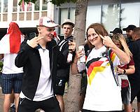 England - Germany  EURO 2020  Football fans at  Wembley Stadium, London, UK photo by Krisztian  Elek