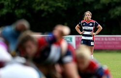 Sydney Gregson of Bristol Ladies - Mandatory by-line: Robbie Stephenson/JMP - 18/09/2016 - RUGBY - Cleve RFC - Bristol, England - Bristol Ladies Rugby v Aylesford Bulls Ladies - RFU Women's Premiership
