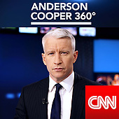 February 26, 2021 (USA): CNN's 'Anderson Cooper 360' Show