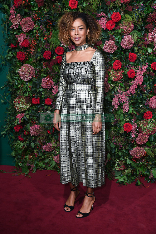 Sophie Okonedo attending the Evening Standard Theatre Awards 2018 at the Theatre Royal, Drury Lane in Covent Garden, London. Restrictions: Editorial Use Only. Photo credit should read: Doug Peters/EMPICS