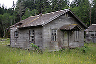 Logging and Mill Camp Shacks