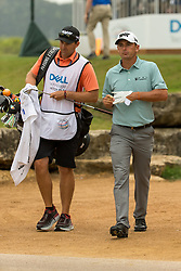 March 23, 2018 - Austin, TX, U.S. - AUSTIN, TX - MARCH 23: C. Howell III walks off the par three seventh hole tee box during the WGC-Dell Technologies Match Play Tournament on March 22, 2018, at the Austin Country Club in Austin, TX.  (Photo by David Buono/Icon Sportswire) (Credit Image: © David Buono/Icon SMI via ZUMA Press)