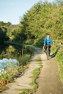 Huddersfield Narrow Canal towpath