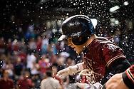 PHOENIX, ARIZONA - SEPTEMBER 18: D-backs defeat the Dodgers 10-9. (Photo by Sarah Sachs/Arizona Diamondbacks)