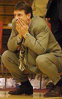 Bærums Verks nye trener coach Ron Whitehead  (Foto: Andreas Fadum, Digitalsport)