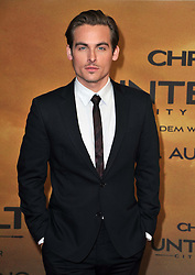 Kevin Zegers arrives for the 'The Mortal Instruments: City of Bones' Germany premiere at Sony Centre on Tuesday August 20, 2013 in Berlin, Germany. Photo by Schneider-Press / John Farr / i-Images. <br /> UK & USA ONLY