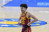 NCAA Basketball-Southern California at UCLA-Mar 8, 2021