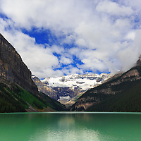 Travel - Lake Louise - Plain of Six Glaciers