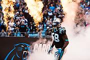December 24, 2016: Carolina Panthers vs Atlanta Falcons. Thomas Davis