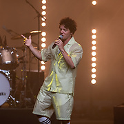 2020-07-31   Helsingborg, Sweden: Nassim Al Fakir live under HX Festivalen 2020.<br /> <br /> Foto av: Jimmy Palm