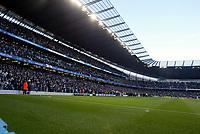 Fotball, 30. november 2003, Premier League, Manchester City - Middlesbrough 0-1,  Manchester City stadion, illustrasjon