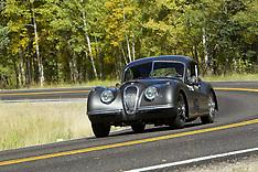 037- 1953 Jaguar XK120 coupe