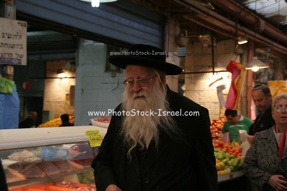Israel, Jerusalem, Machane Yehuda market